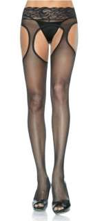 Lycra Sheer Garter Pantyhose   Accessories & Makeup