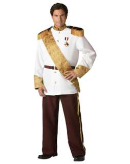Elite Prince Charming Plus Adult Costume  Wholesale Fairytale