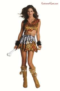 Sexy Cave Girl Adult Costume