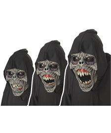 Night Fiend Mask  Scary Night Fiend Halloween Mask