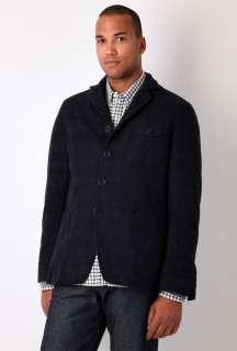 Navy Gardeners Jacket by Oliver Spencer   Grey   Buy Jackets Online