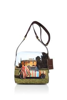 Paul Smith Accessories  Mini Cooper Langar Hall Day Bag by Paul Smith
