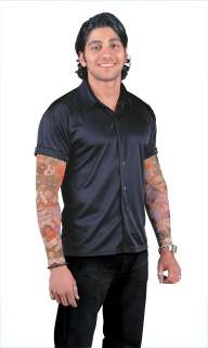 Tattoo Sleeves Designer Ink Adult   Includes Pair of sleeves. Shirt