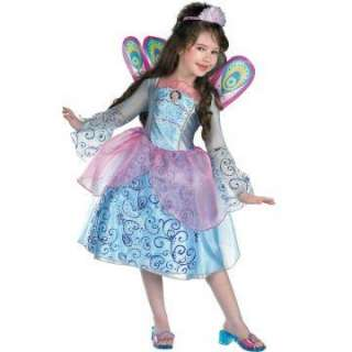 Barbie Princess Rosella Deluxe Child Costume   Kids Princess Costumes