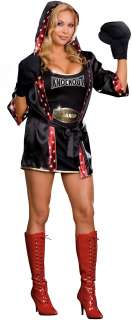 TKO Total Knock Out (Convertible) Plus Adult Costume   Includes Top
