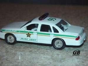 Orange County Florida Sheriff 1997 Ford Road Champs