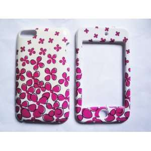 Apple Ipod Touch 2nd 3rd Generation Pink Flowers Design Case