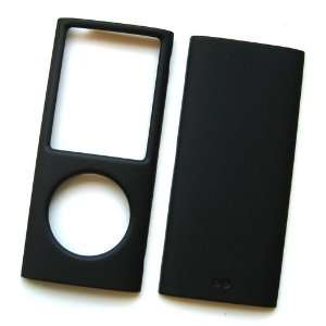 Apple iPod Nano 4 (4th Generation) Rubberized Snap On Hard