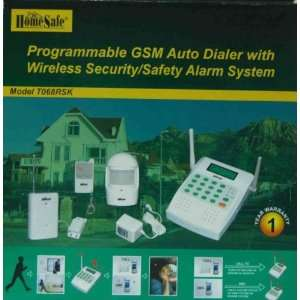 GSI Super Quality Wireless Indoor Alarm Security