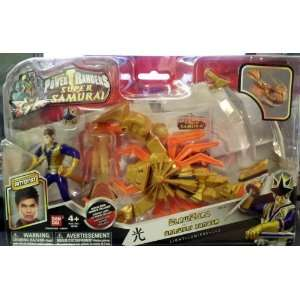Power Rangers Samurai Vehicle Action Figure ClawZord Samurai Ranger
