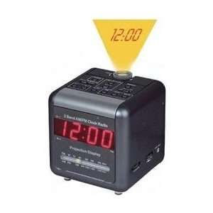 Nitespy 520 Dual Band AM/FM Clock Radio with DVR Electronics