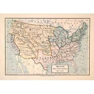 Territory Black Americana   Original Lithograph