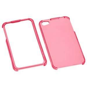 Apple iPhone 4 Phone Protector Cover, Pink Cell Phones & Accessories