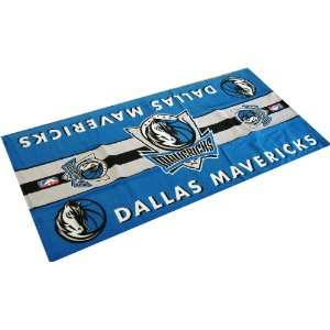NBA Dallas Mavericks Beach / Bath Cotton Towel  Sports