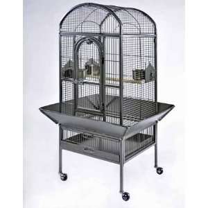 Dome Top Bird Cage for Cockatiels to Conures by Prevue Pet