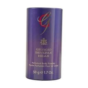 Giorgio By Giorgio Beverly Hills Body Powder 1.7 Oz for Women: Beauty