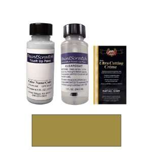 1 Oz. Medium Gold Metallic Paint Bottle Kit for 1982 Buick