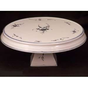 Villeroy & Boch Vieux Luxembourg Ftd Cake Plate Sm