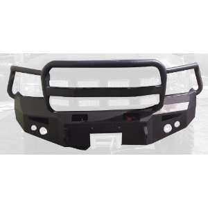 Winch Bumper with Full Grill Guard for GMC Heavy Duty Automotive