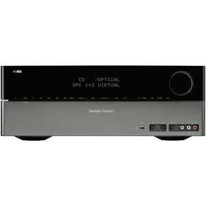 HARMAN/KARDON HK 3490 120 WATT STEREO RECEIVER Everything