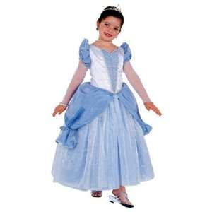 Child Large 10 12   Cinderella Costume Gown is ALSO a