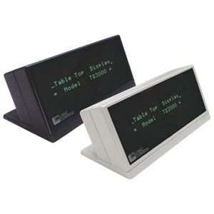 Logic Controls TD3900 Table Top Display. TABLETOP DISPLAY