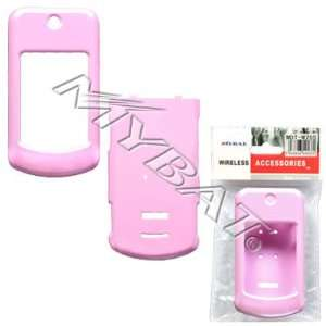 Honey Pink Snap On Cover Hard Case Cell Phone Protector