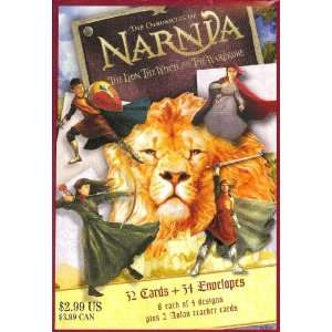 Narnia Valentine Cards for Kids with Scripture   Package