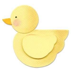 Sizzix Originals Die Medium Duck Arts, Crafts & Sewing