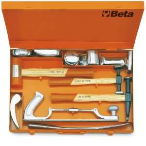 Beta 1369/C11X 11 Bodywork Tools Assortment  Industrial