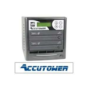 Accutower Ls Duo Dual Purpose 2 Drive Sata Lightscribe DVD