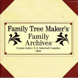 Family Tree Makers Family Archives (Census Index U.S