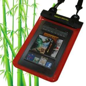 Straps for Kindle Fire Android Tablet (Red)  Players & Accessories