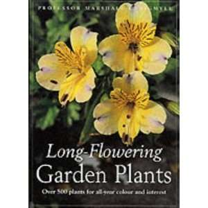 Long flowering Garden Plants (9781840652031): Marshall