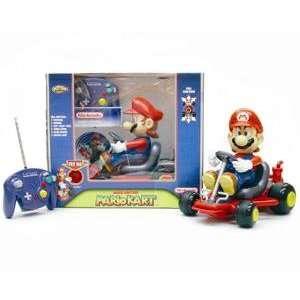 Super Mario Kart Remote Control Figure Toys & Games
