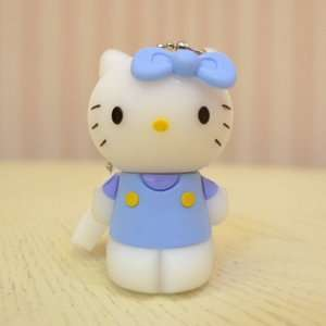 Baby Blue Hello Kitty 4gb Usb Flash Drive Everything Else