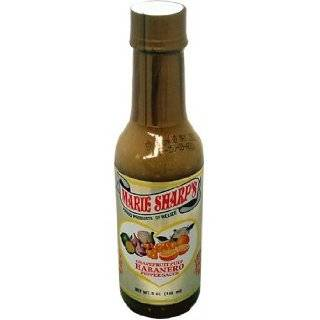 Marie Sharps Sweet Habanero Hot Sauce  5 oz.: Everything Else
