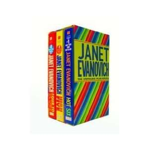 Hot Six (Stephanie Plum Novels) (Paperback): Janet Evanovich (Author