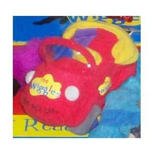 The Wiggles Plush Big Red Car Toy Doll