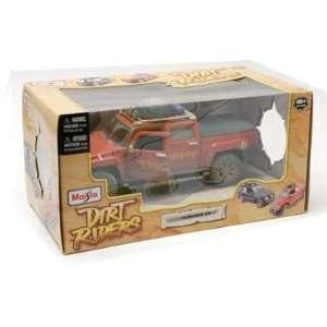 2009 Hummer H3T Dirt Riders 1/26 Diecast Model Car Toys