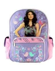 Wizards of Waverly Place Alex Russo Large School Backpack  Spell Bound