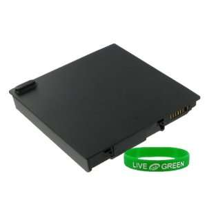 Battery for Dell Inspiron 2650 Series, 5200mAh 8 Cell Electronics