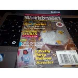 Workbasket Worlds Largest Needlework and Crafts Magazine