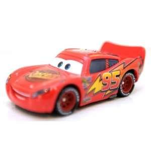 Pixar Cars Classic Lightning McQueen 155 Loose Die cast Toys & Games
