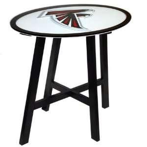 Atlanta Falcons Logo Pub Table
