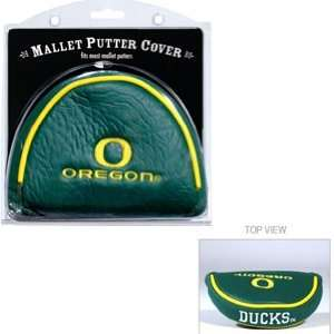 Oregon Ducks Mallet Putter Cover