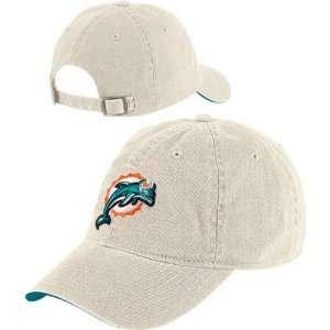 Miami Dolphins Logo Slouch Strapback Hat Sports