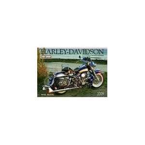 Harley Davidson 2009 Deluxe Wall Calendar
