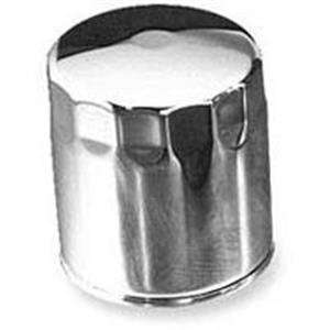 Chrome Harley Davidson 63796 77A Replacement Oil Filter Automotive