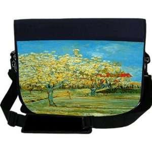 Van Gogh Art Orchard NEOPRENE Laptop Sleeve Bag Messenger